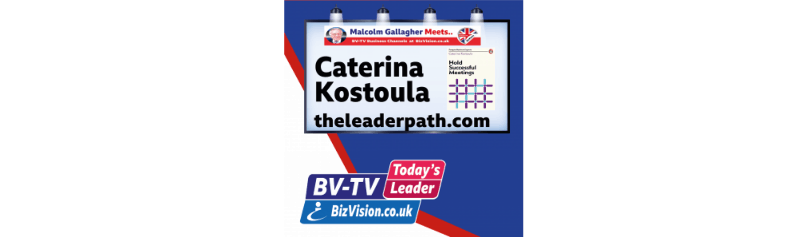 BV-TV Top Gun Sales & Marketing Show – Clarity & Leadership are key for scaling-up says The Leaderpath founder Caterina Kostoula